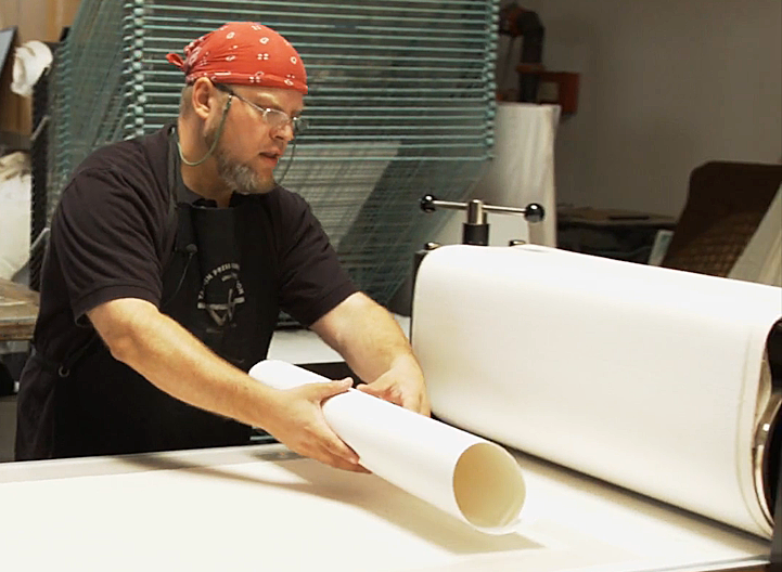 Jon Lybrook, Master Printmaker, Intaglio Editions